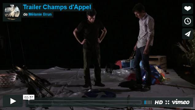 teaser - Champs d'Appel