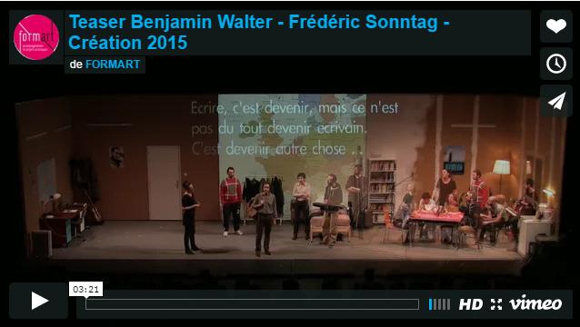 teaser - Benjamin Walter